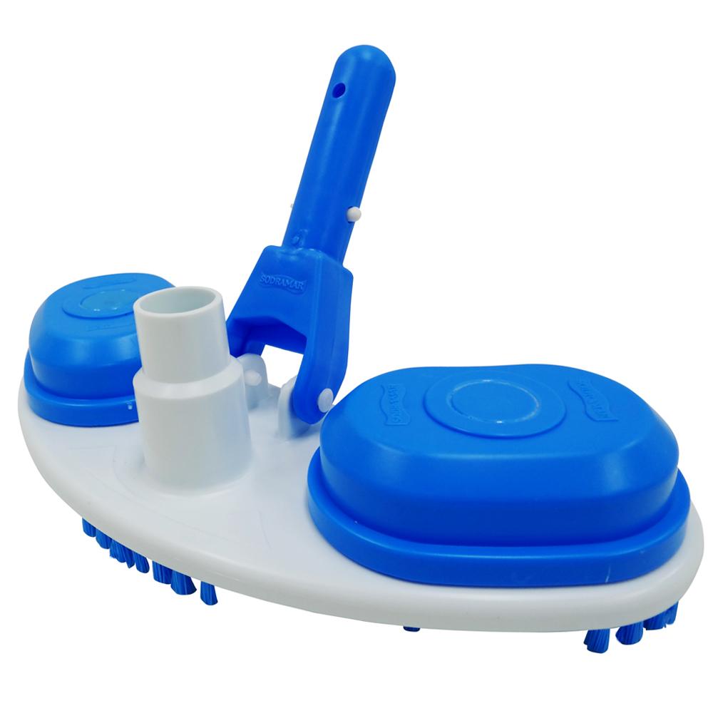 Aspirador slim p piscinas de vinil fibra e alvenaria for Aspirador de piscina