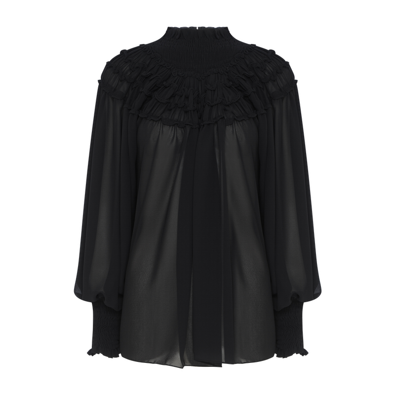 BLUSA FILIPPA BLACK