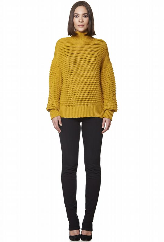 TRICOT LADY YELLOW