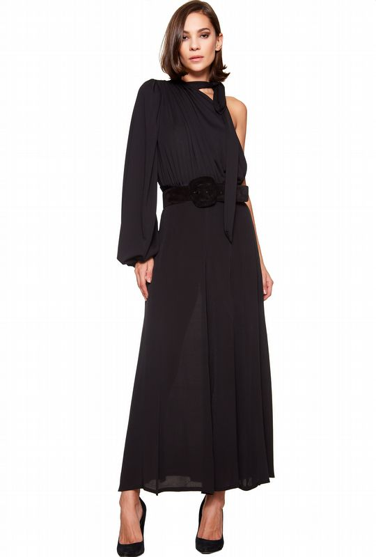 BODY DRAPE BLACK