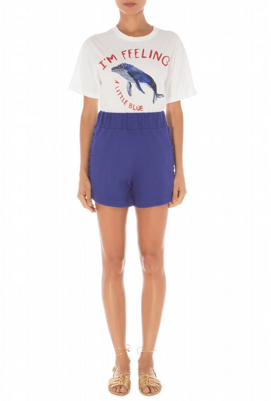 SHORTS MARINE BLUE