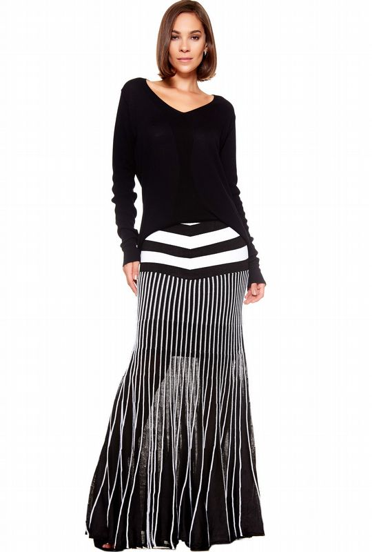 SAIA TRICOT STRIPES
