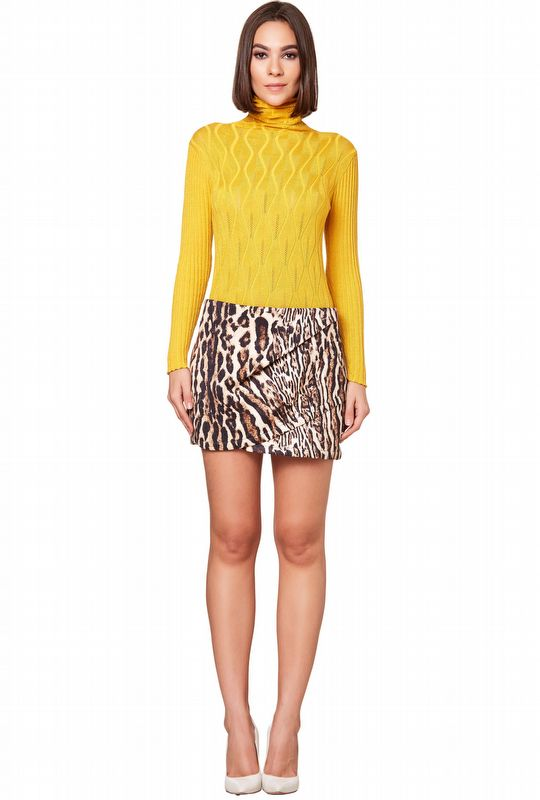 TRICOT FANCY AMARELO