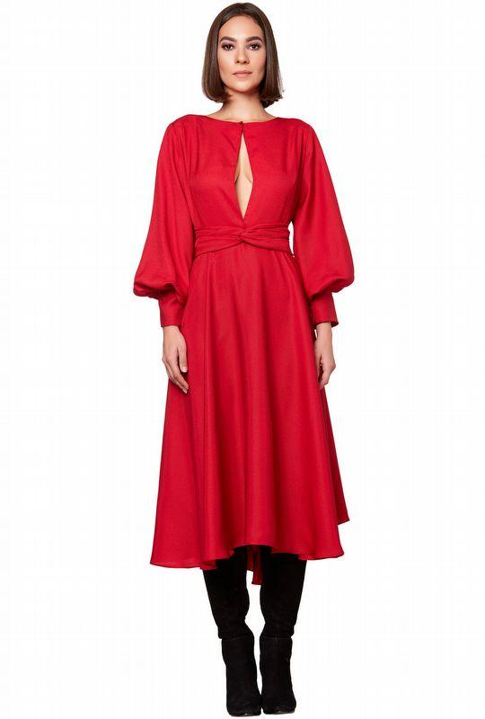 VESTIDO LADY IN RED