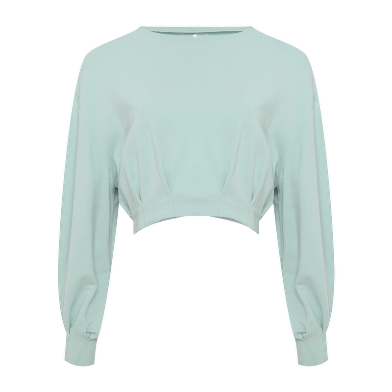 CROPPED ARIANE MINT