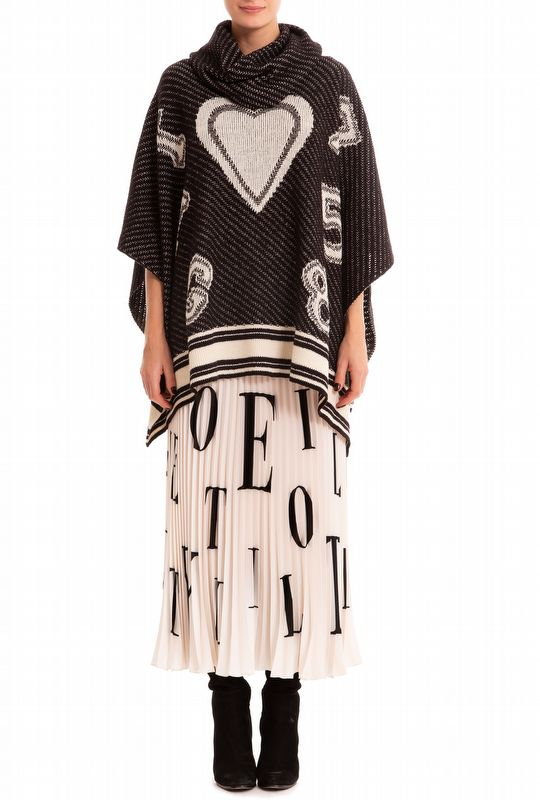 PONCHO LETTERS