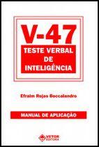 V-47 Livro Instruções (Manual) - 3ª Edição