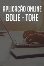 BOLIE - TOHE - Aplicação Online