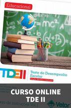 Curso online - TDE II