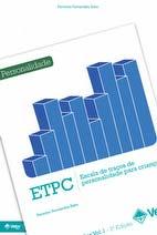 Coleção ETPC -  Escala de Traços de Personalidade para crianças