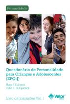 EPQ-J Livro de Instruções (Manual)