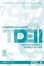 TDE II - Livro de Aplicação Subteste Aritmetica 1º ao 5º ano