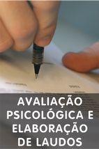 Curso presencial - Avaliação Psicológica e Elaboração de Laudos