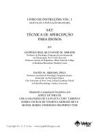 SAT Livro de Instruções (Manual)