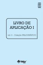 Palográfico Livro de Aplicação I Pequeno