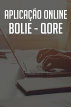 BOLIE - QoRE - Aplicação Online