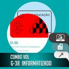 Combo G-38 Informatizado + MANUAL