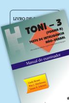 Coleção Toni-3 (Forma A) - Forma não Verbal de Inteligência