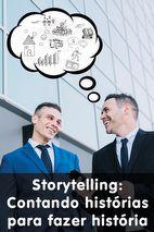 Curso Storytelling - Contando histórias para fazer história