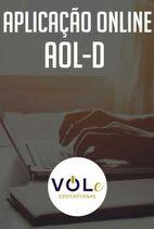 AOL-D - Aplicação Online  VOLe