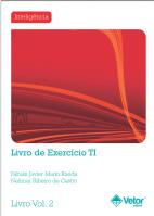 TI - Teste de Inteligência - Livro de Exercício