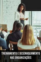 Curso Online Treinamento e Desenvolvimento nas Organizações