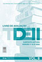 TDE II - Livro de Avaliação Subteste Leitura 1º ao 4º ano