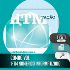 Combo HTM NUMERICO Informatizado + MANUAL