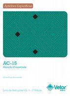 AC-15 - Livro de Instruções (Manual) - 2ª Edição