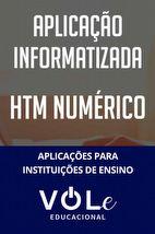 HTM Numérico - Aplicação Informatizada  VOLe