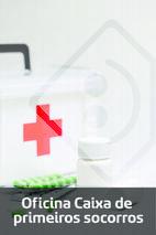 """Oficina: """"Caixa de Primeiros Socorros"""" para a Mente: um guia para uma vida emocional mais saudável!"""