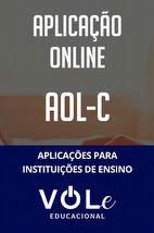 AOL-C - Aplicação Online  VOLe