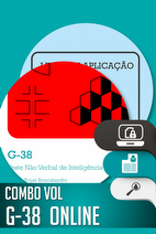 Combo G-38 ONLINE + MANUAL