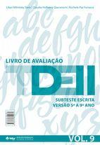TDE II - Livro de Avaliação Subteste Escrita 5º ao 9º ano
