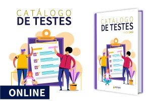 Catálogo testes