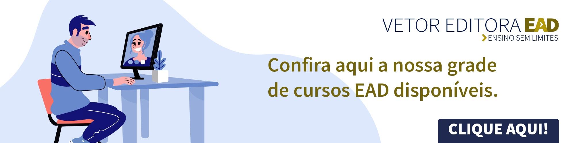 CURSOS EAD VETOR EDITORA