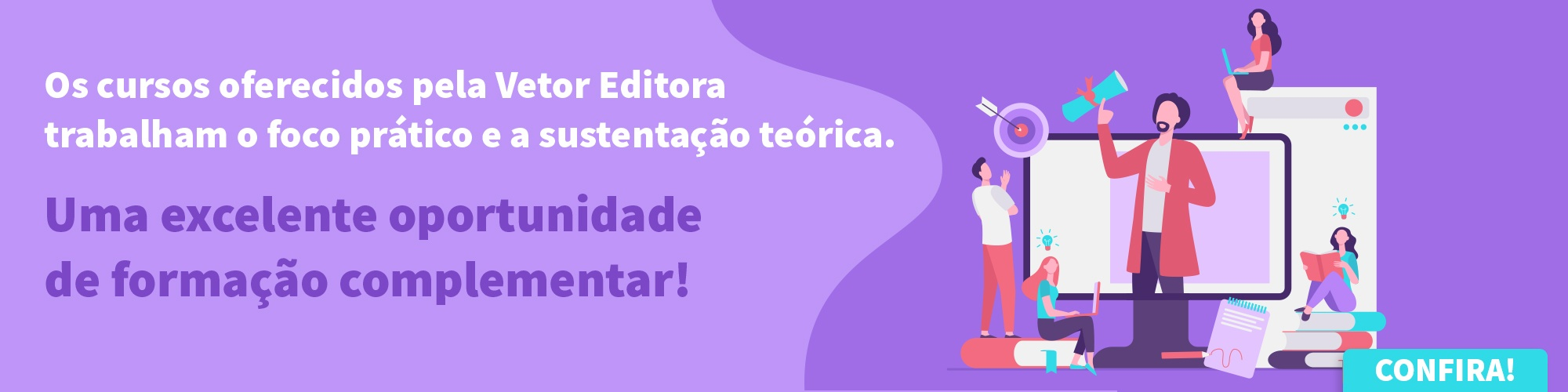 CURSOS VETOR EDITORA