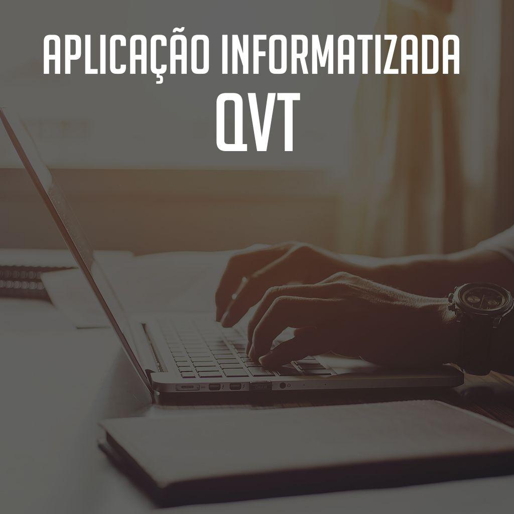 Escala-QVT - Aplicação Informatizada