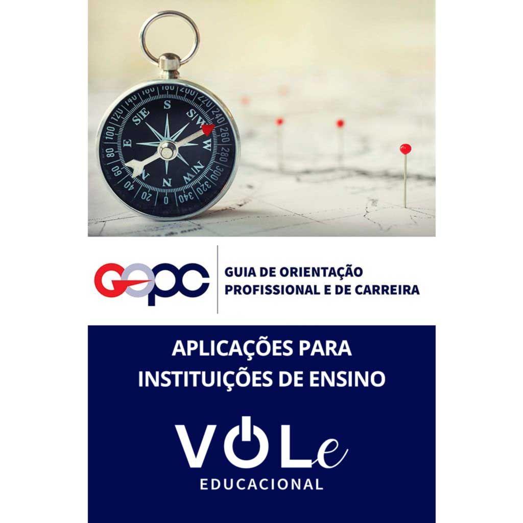GOPC Orientação Profissional - VOL-e