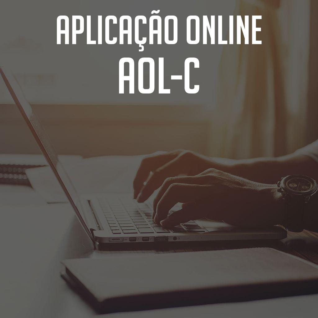 AOL - C - Aplicação Online