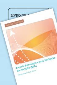 Coleção BPA - Bateria Psicológica para Avaliação da Atenção