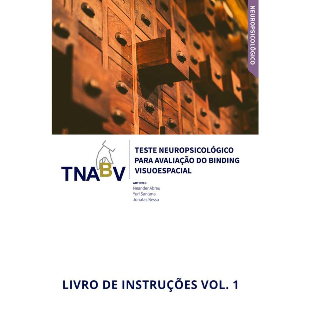 TNABV LIVRO DE INSTRUCOES VOL 1