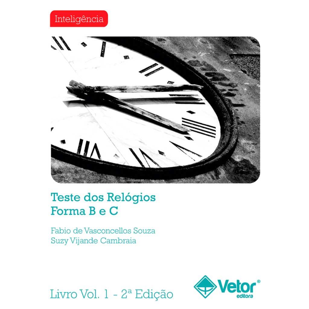 Relógios Forma B e C - Livro de Instruções (Manual) - 2ª Edição