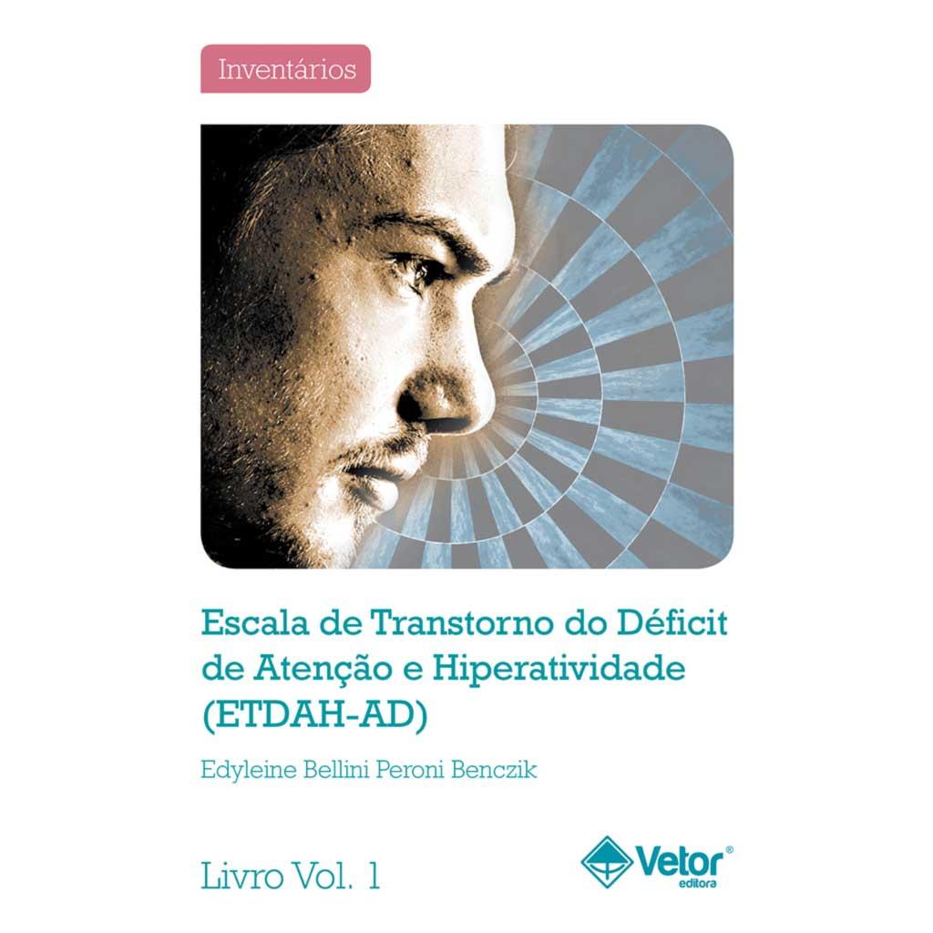 ETDAH-AD livro de Instruções (Manual)