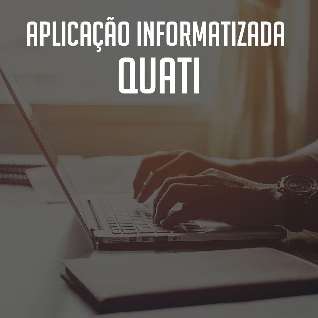 Quati - Aplicação Informatizada