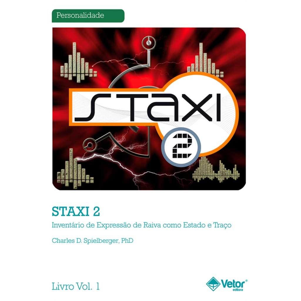 Staxi 2 Livro de Instruções (Manual)