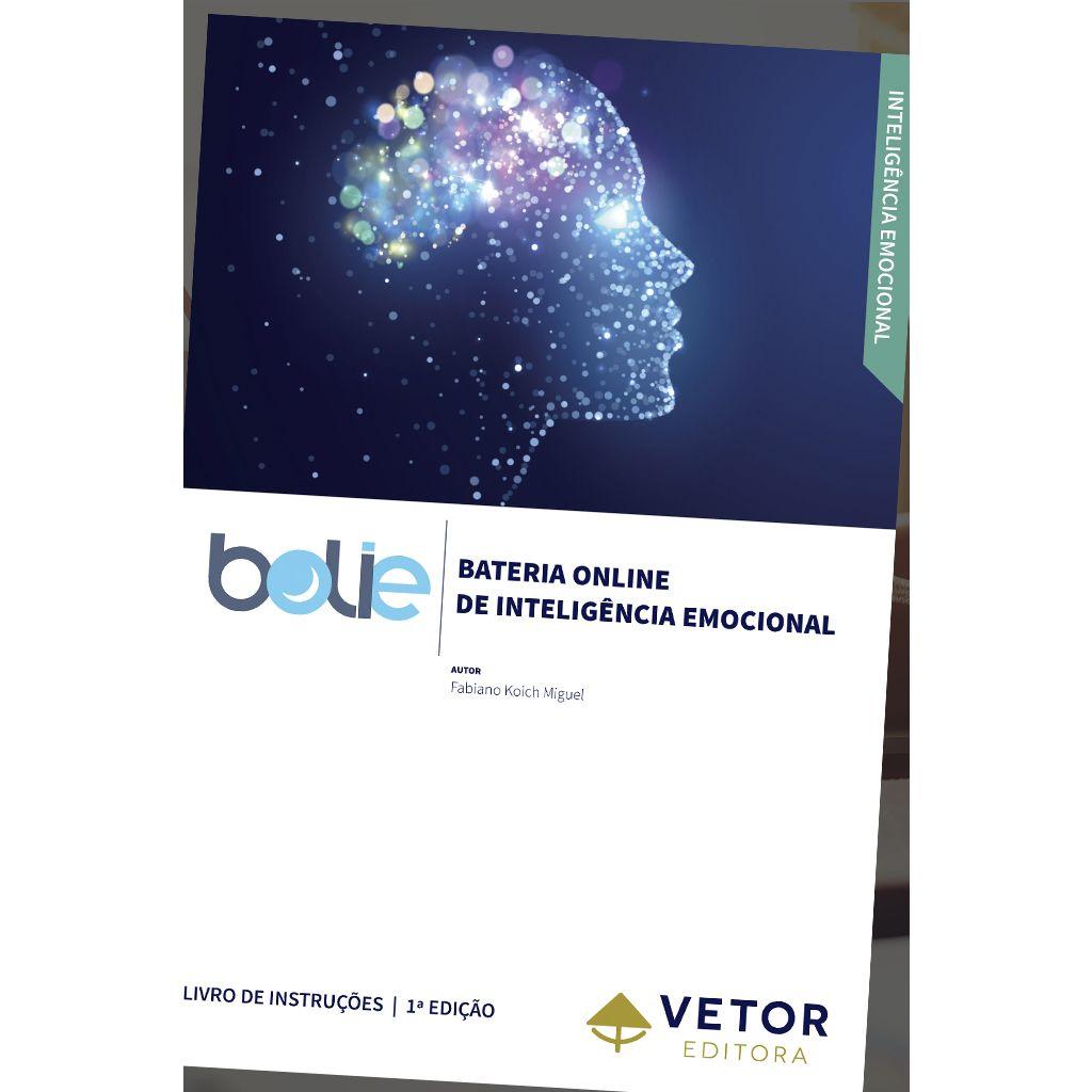 Coleção BOLIE - Bateria de Inteligência Emocional
