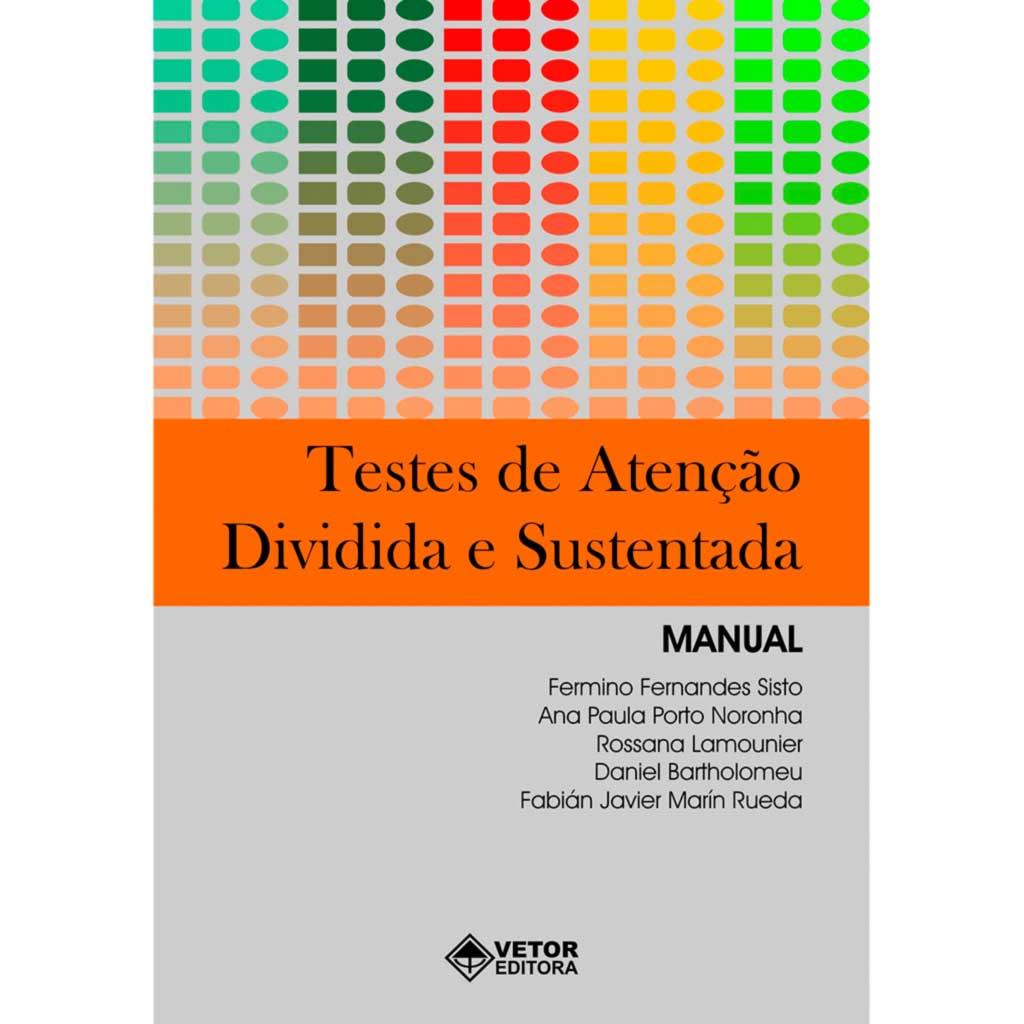 AD & AS Livro de instruções - Atenção Dividida e Sustentada