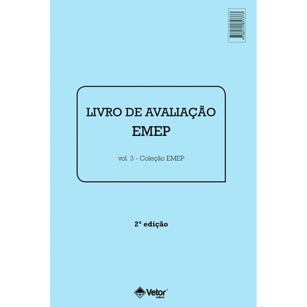 EMEP-2ª Edição - Livro de Avaliação