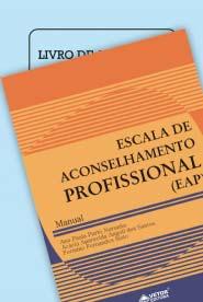 Coleção EAP - Escala de Aconselhamento Profissional